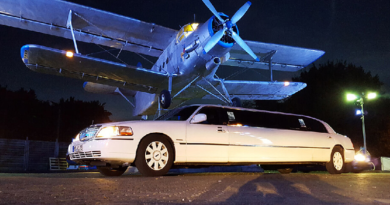 flughafen limousine prag