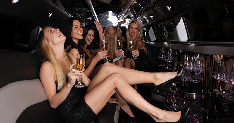 limousine mieten feiern in hamburg
